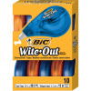 BIC Wite-Out Correction Tape EZ Pack of 10