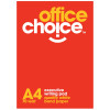 OFFICE CHOICE EXECUTIVE PAD A4 Ruled 70gsm 70 Leaf TO