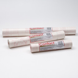 CONTACT SELF ADHESIVE COVERING 20mx450mm -60Mic Gloss