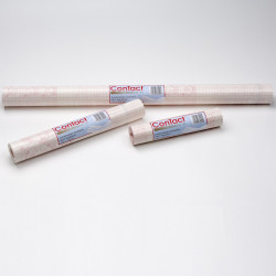 CONTACT SELF ADHESIVE COVERING 15mx450mm -100Mic Gloss