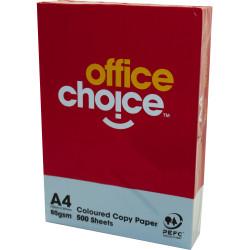 OFFICE CHOICE TINTS COPY PAPER A4 80gsm Blue