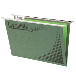 CRYSTALFILE SUSPENSION FILES Enviro Classic F/C Complete