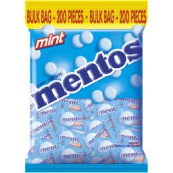 MENTOS LOLLIES Mint Pillow Pack 540g