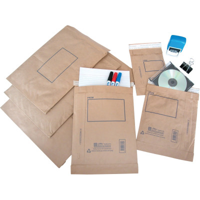 JIFFY SP2 PADDED BAGS S/Sealer 240x340mm